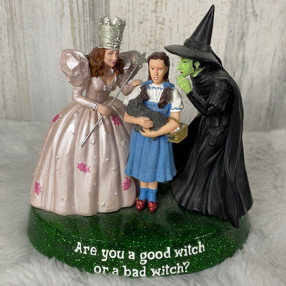 """Wizard Of Oz """"Are You A Good Witch Or Bad Witch"""""""